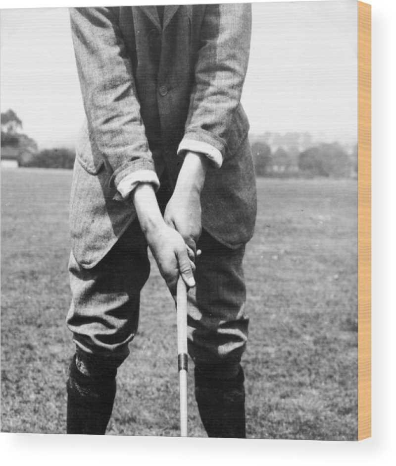 Kỹ thuật cầm gậy đánh golf của Harry Vardon – Overlapping