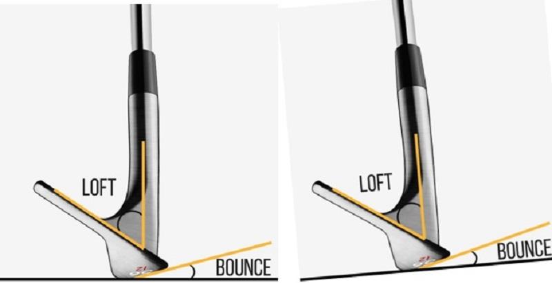Độ Loft của gậy golf được xác định thế nào?