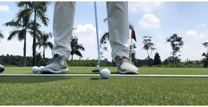 Golfer cần có tư thế chuẩn bị chính xác