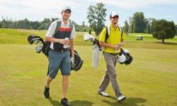 Golf giúp người chơi có thể hiểu hơn về tính cách của những đối tác làm ăn với mình