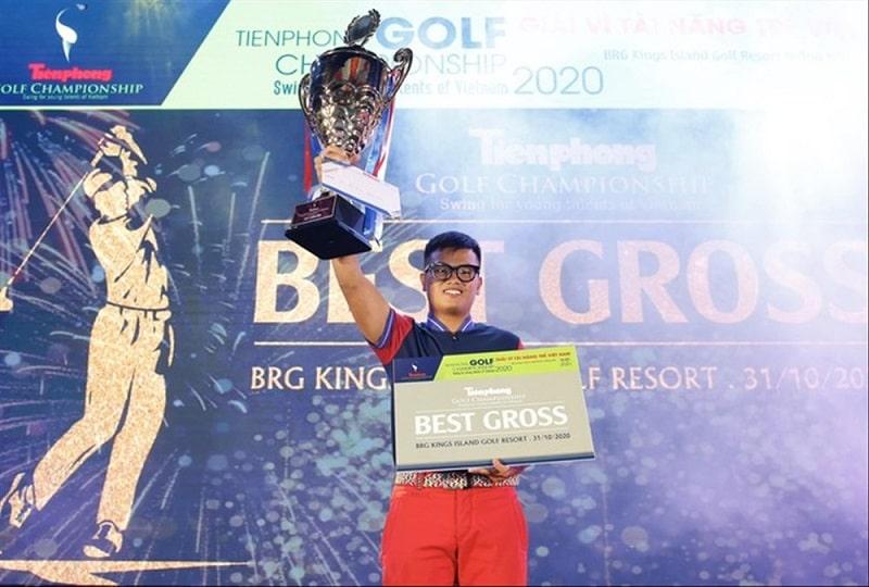 Best gross là tổng điểm mà golf thủ đạt được trong trận thi đấu