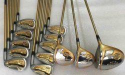 Bộ gậy golf có bao nhiều gậy