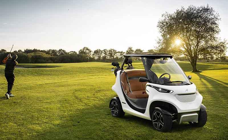 Sự khác biệt giữa golf cart và buggy