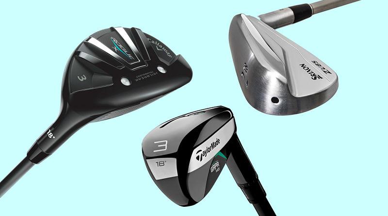 Các loại gậy golf hiện nay