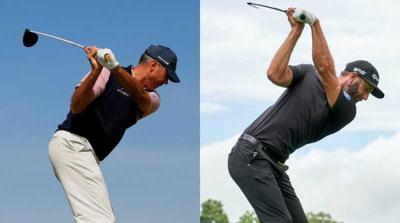 Backswing là một trong những kỹ thuật thường gặp trong chơi golf