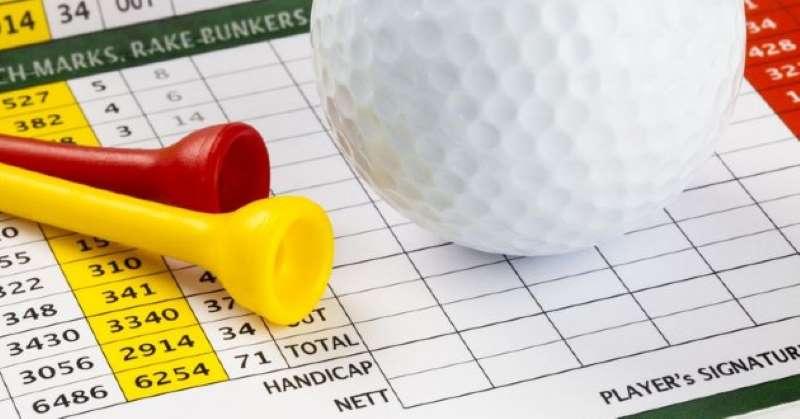 Handicap là một trong những điểm số quan trọng phản ánh kỹ thuật chơi của các golfer trên sân