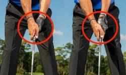 Thế nào là cách cầm gậy golf chuẩn, phù hợp với bản thân người chơi