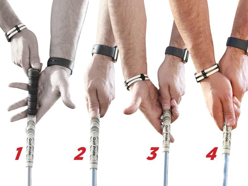 Cầm gậy golf đúng sẽ giúp người chơi đánh bóng tốt hơn rất nhiều