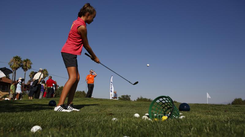 Học cách chơi golf cơ bản sẽ giúp người chơi xử lý bóng tốt nhất