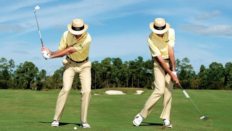 Hướng dẫn kỹ thuật swing hiệu quả bằng gậy sắt số 7