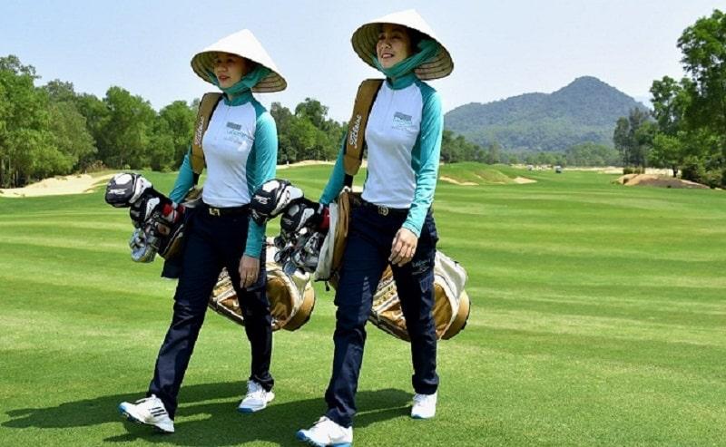 Caddy golf là một trong những thuật quan trọng của ngành golf