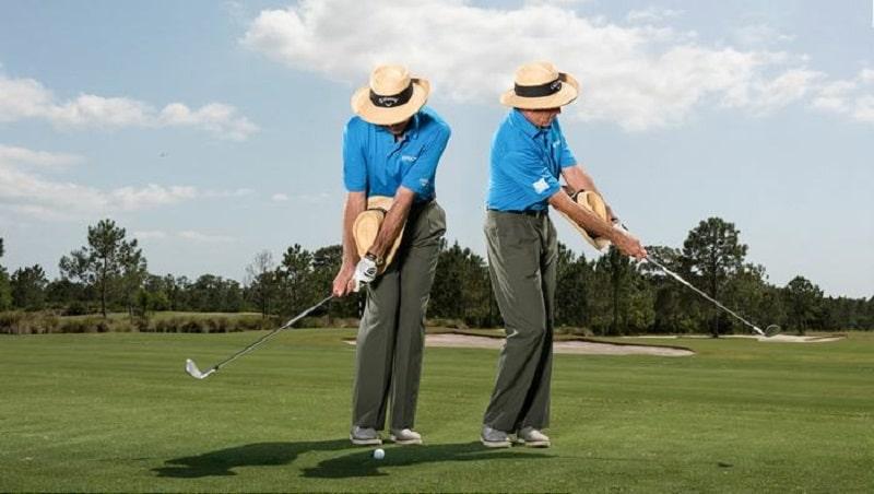 Hướng dẫn kỹ thuật chip trong golf cơ bản
