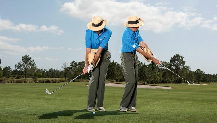 Chipping golf là kỹ thuật cơ bản nhất trong bộ môn golf