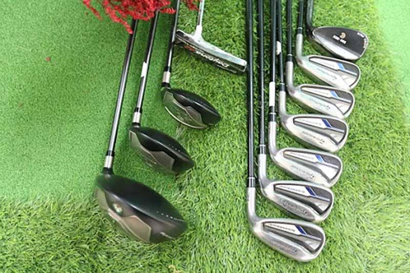 Cán thường dành cho các golf thủ có kỹ thuật chơi trung bình