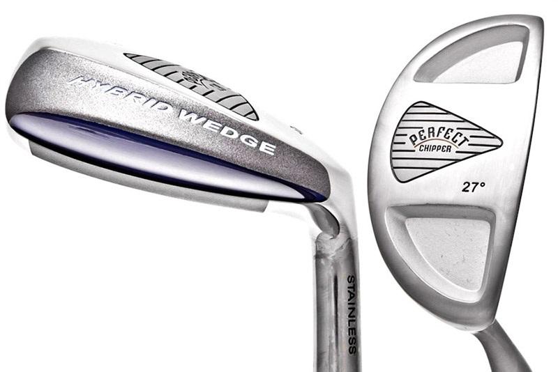 Độ loft của gậy golf Wedge được ghi trên thân gây