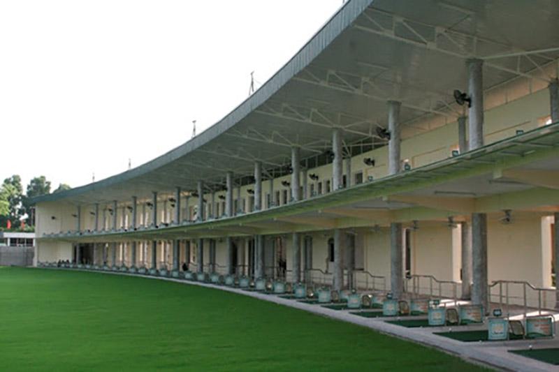 Sân golf Đảo Sen dành cho người yêu thích chơi golf