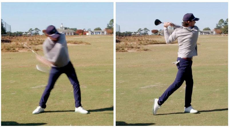 Tốc độ swing golf là một trong những tiêu chí lựa chọn dụng cụ