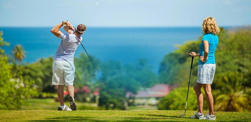 Tham gia fly golf sẽ mang đến cho golfer nhiều trải nghiệm thú vị