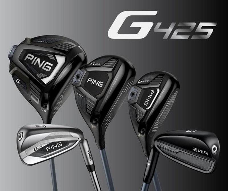 Gậy golf cho người mới chơi PING G425