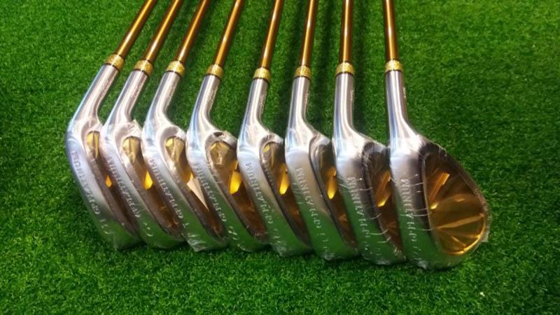 Một trong những sản phẩm nổi bật dành cho golf thủ là gậy Grand Prix