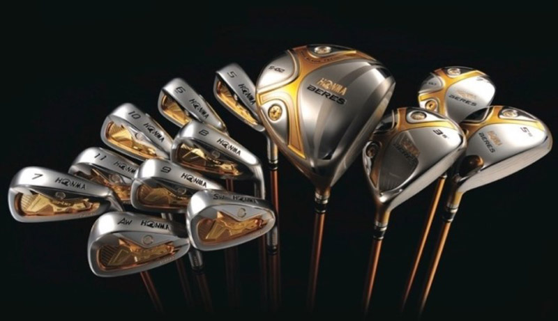 Gậy golf Honma 3 sao là sự lựa chọn hoàn hảo cho người chơi