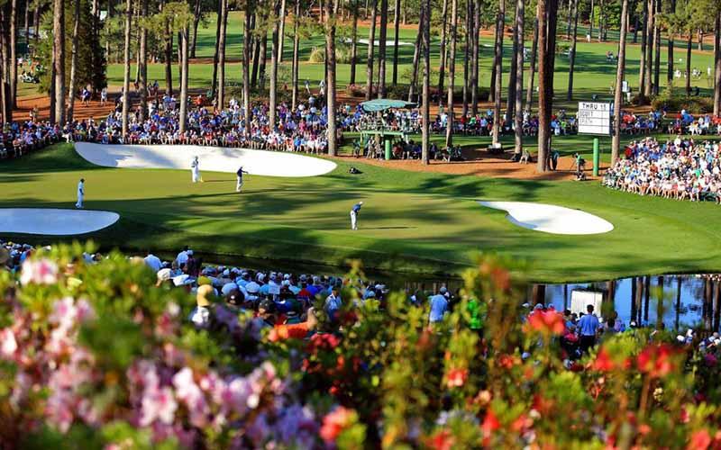 Giải golf thế giới The Master là giải đấu lớn và danh giá bậc nhất thế giới