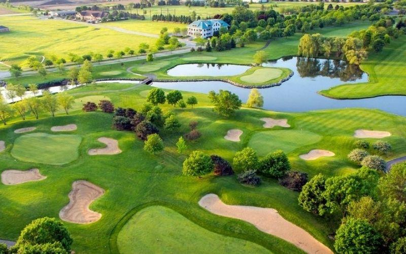 Golf course là gì? Thuật ngữ golf course dùng để chỉ khu vực diễn tập