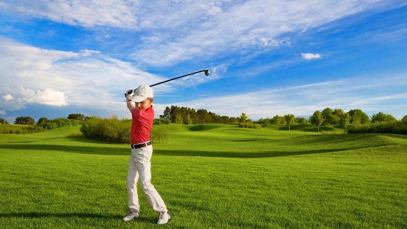 Phát triển tài năng golf cho trẻ ngay từ khi còn nhỏ