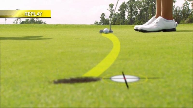 Có luật golf tại vùng cỏ green riêng