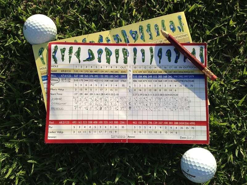 Golfer cần hiểu rõ cách tính điểm để giúp cuộc chơi được trọn vẹn hơn