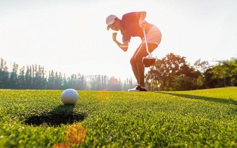 Để đánh được cú golf hole in one cần rất nhiều kỹ năng