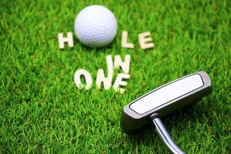 Hole in one trong golf là thuật ngữ rất phổ biến