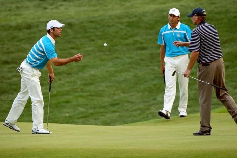 Luật đánh team trong golf có sự khác nhau ở mỗi thể thức thi đấu