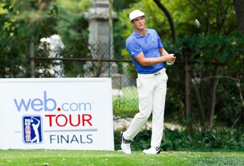 Điều kiện tham gia PGA tour là tương đối khó khăn