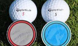 Quả bóng golf làm bằng gì