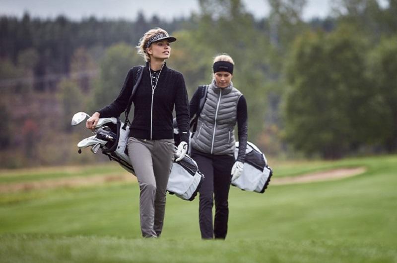 Chọn quần áo golf mùa đông cần lưu ý tới kiểu dáng và cách phối màu