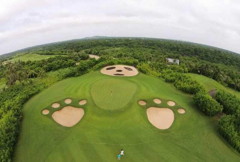 FLC Quảng Bình được mệnh danh là sân golf lớn nhất Đông Nam Á