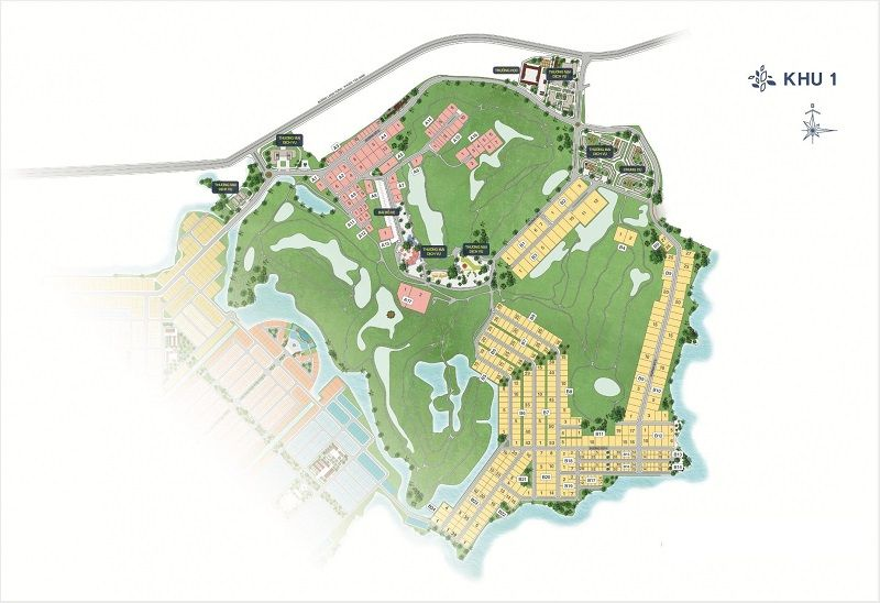 Dự án Sân golf Biên Hòa