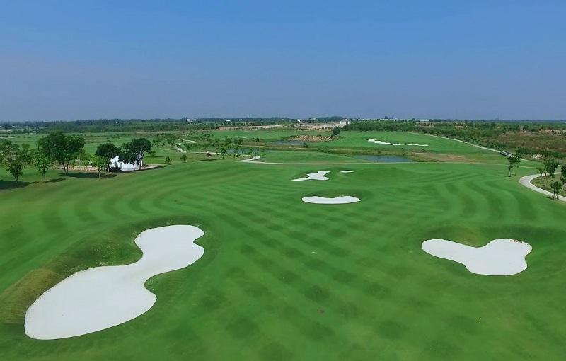 Harmonie Golf Park là một trong những sân golf Bình Dương nổi tiếng