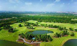 Sân golf Sông Bé với tuổi đời lớn nhất