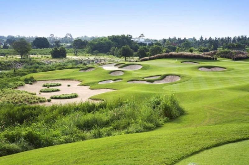 Sân Golf Châu Đức - Dự án sân golf lớn tại Bà Rịa - Vũng Tàu