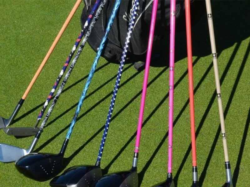 Shaft golf là thành phần quan trọng của gậy golf