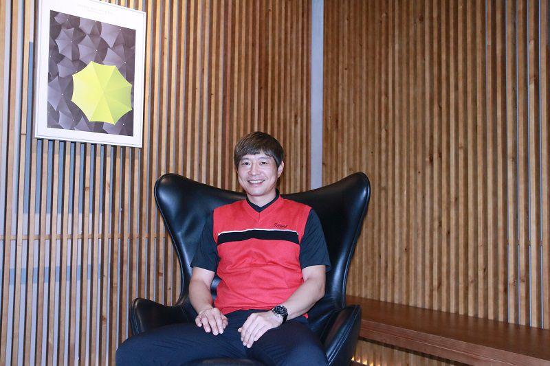Chân dung huấn luyện viên Son MinHo