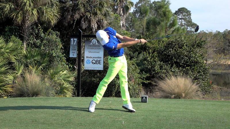 Các golfer thường mắc một số lỗi khi swing driver golf