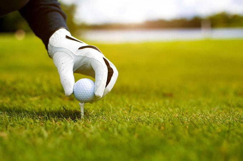 Tee golf là vật nhỏ nâng bóng lên khỏi mặt đất