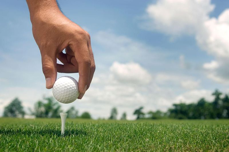 Golfer có thể lựa chọn nhiều loại tee golf khác nhau