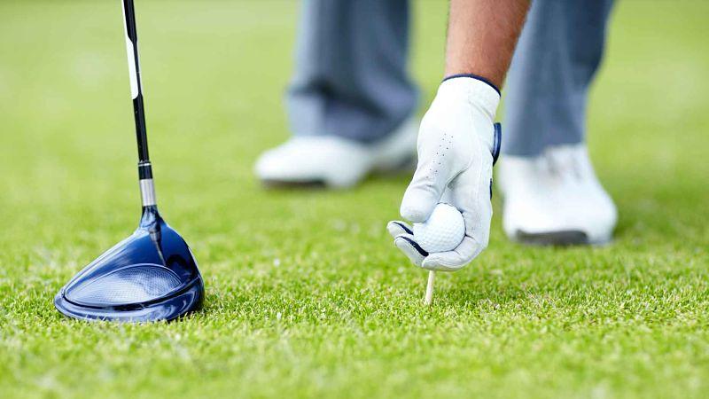 Tee golf giúp nâng cao hiệu suất cho mỗi cú đánh