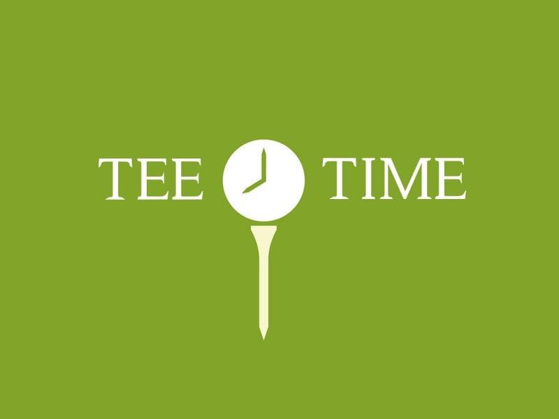 Tee time là thời gian được ấn định để đánh cú đánh đầu tiên