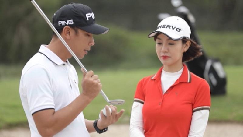 Dạy golf trên truyền hình có nhiều ưu điểm vượt trội giúp golfer nâng cao trình độ đánh bóng