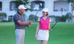 Dạy golf trên truyền hình